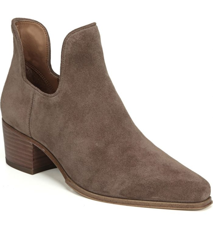 Booties to make transitional dressing easy | 40plusstyle.com