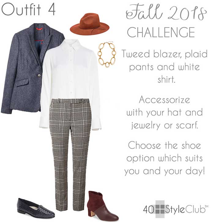 Fall pieces for women over 40 | 40plusstyle.com