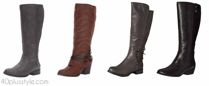 5cf47136ac3 Amazon - The best wide calf boots for winter and fall