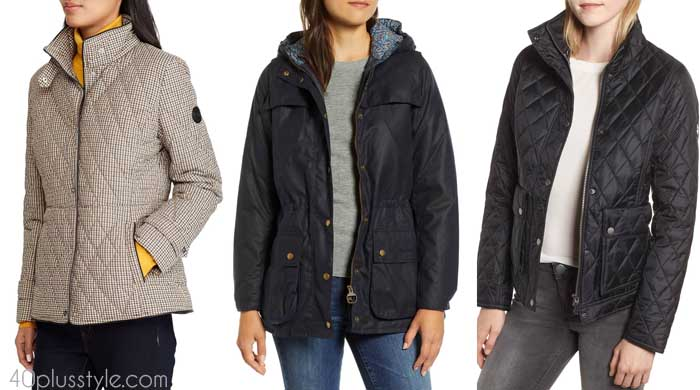 Quilted jackets - How to choose a coat | 40plusstyle.com