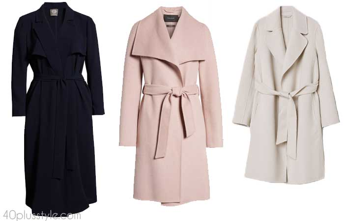 Coats for women over 40 - How to choose a coat | 40plusstyle.com