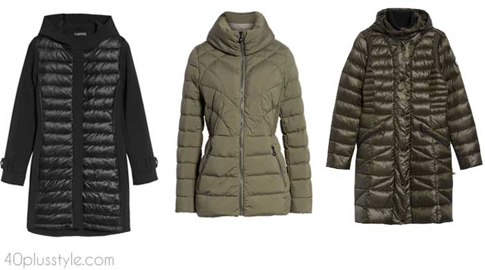 Chic parka - How to choose a coat | 40plusstyle.com
