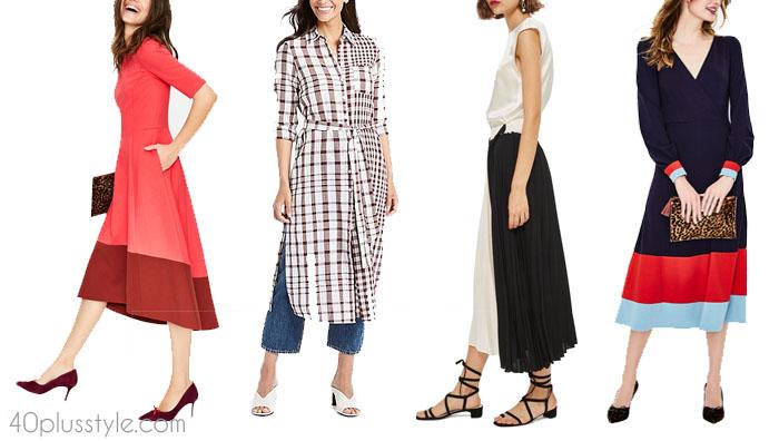 Dresses - How to dress like Victoria Beckham   40plusstyle.com