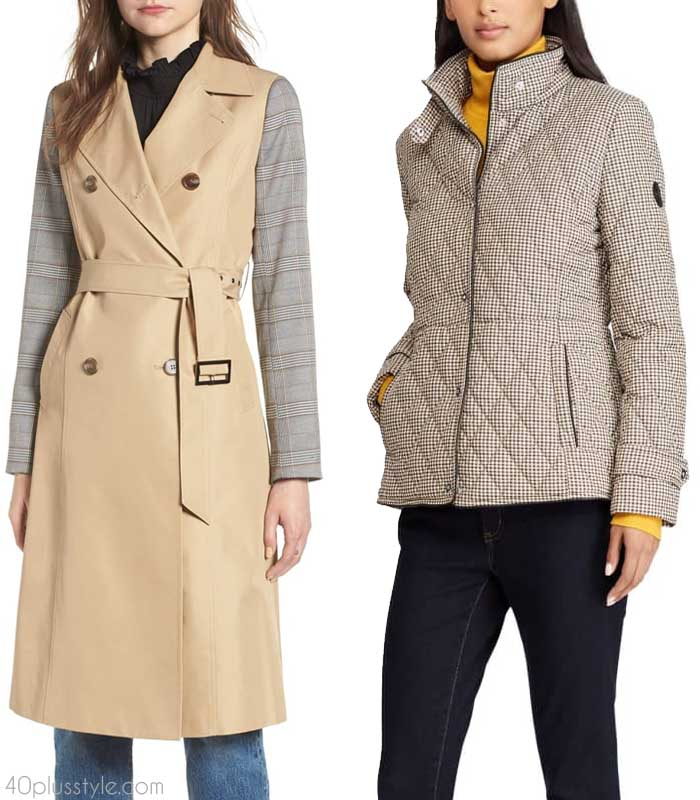 How to choose a coat | 40plusstyle.com