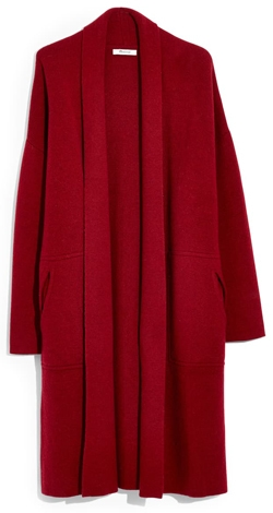 open front coat | 40plusstyle.com