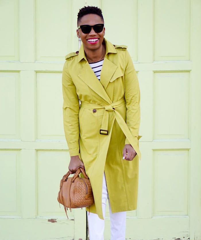 the perfect fit for coats | 40plusstyle.com