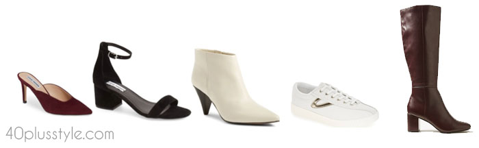 Shoes - How to dress like Victoria Beckham | 40plusstyle.comv