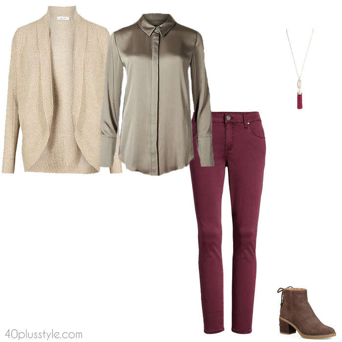 thanksgiving outfits  40plusstyle.com