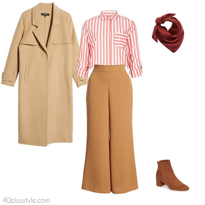 Chic ways to dress like Victoria Beckham | 40plusstyle.com