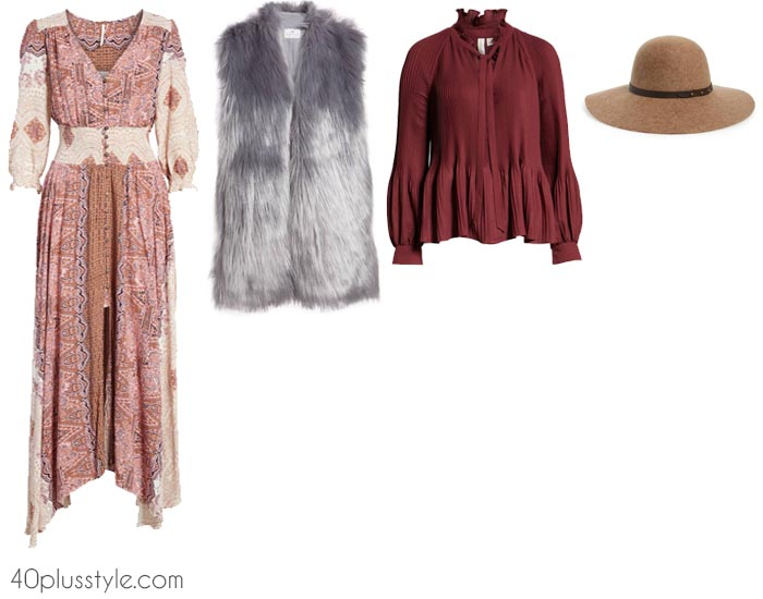 Bohemian - Understanding the different styles | 40plusstyle.com