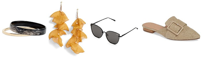 eclectic creative and artsy style accessories | 40plusstyle.com