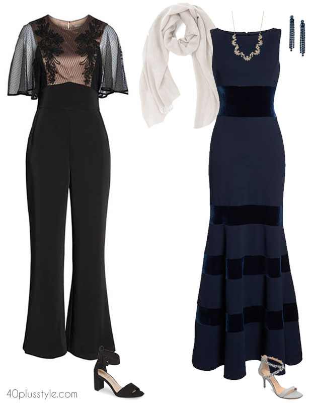 What to wear to a winter wedding | 40plusstyle.com