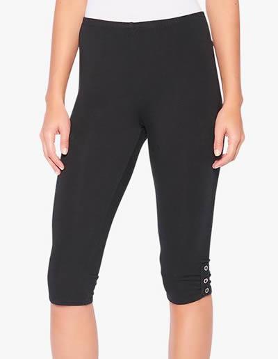 de1e54dbb14a7b How to wear leggings over 40, 50, 60 and beyond. | 40plusstyle.com