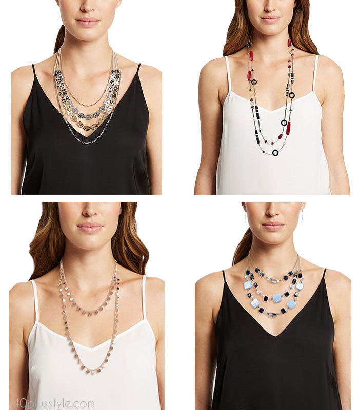 How to layer jewelry – unexpected ways to nail the layered necklace trend