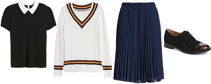 preppy style clothings | 40plusstyle.com