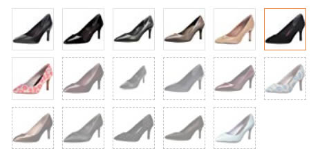 Rockport total motion pointy pump - a good shoe to wear with leggings | 40plusstyle.com