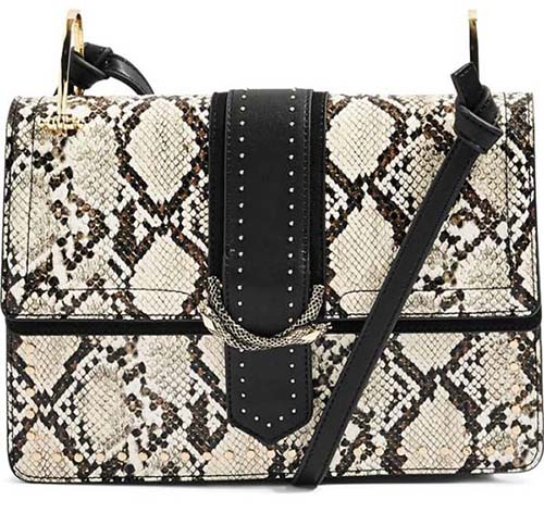 Chic bags for women - 10 of the best snake print pieces | 40plusstyle.com