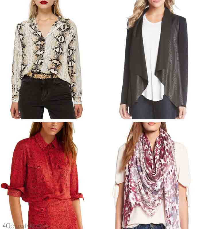 10 snake print pieces you need in your closet this fall