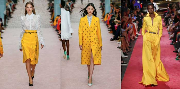 Fashion trends 2019: marigold shades | 40plusstyle.com