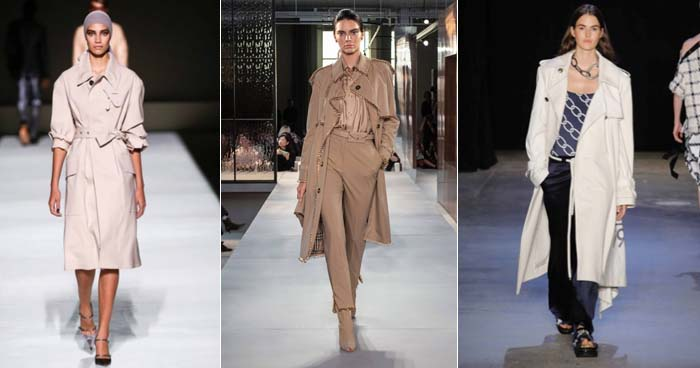 The best looks from the SS19 fashion shows | 40plusstyle.com