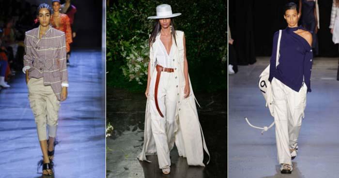 Fashion trends 2019: cargo | 40plusstyle.com