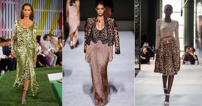 Fashion trends 2019: animal print | 40plusstyle.com