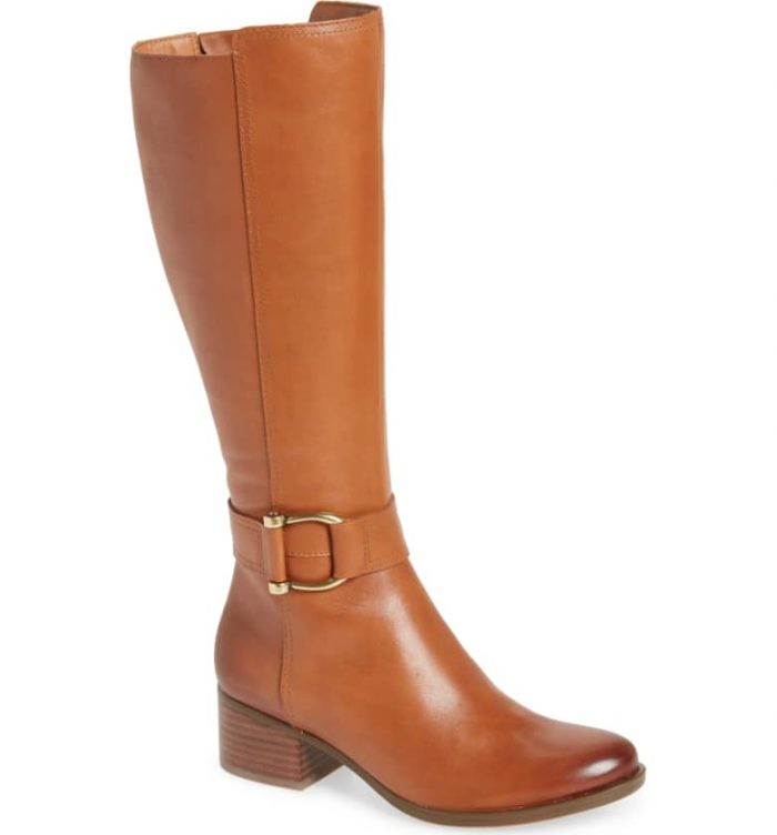 High cut boots that are perfect for the fall and winter season | 40plusstyle.com