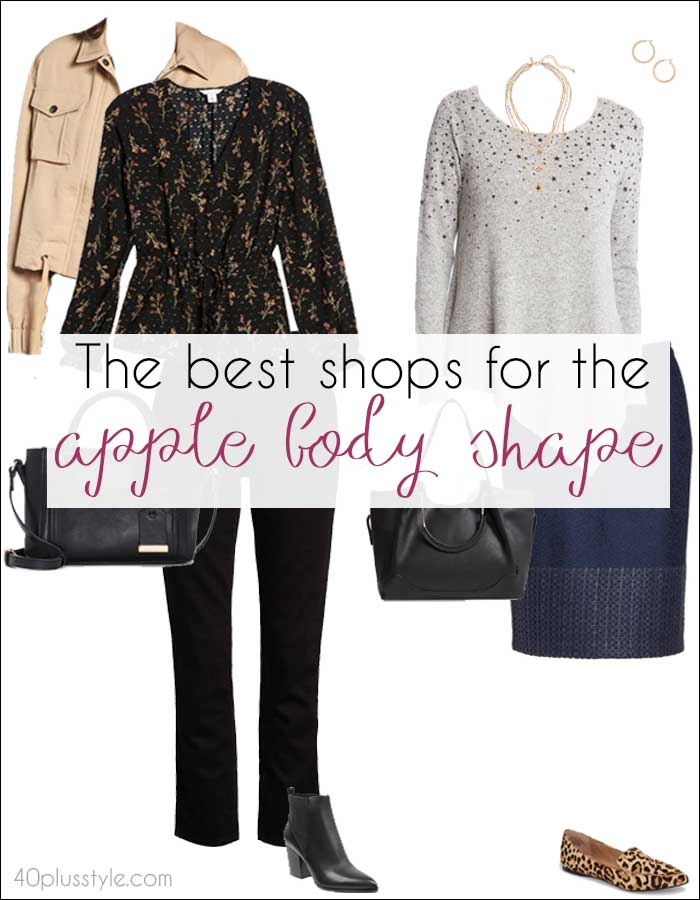 Best Shops For Women With The Apple Body Shape
