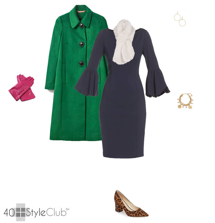 Christmas capsule looks for women over 40   40plusstyle.com