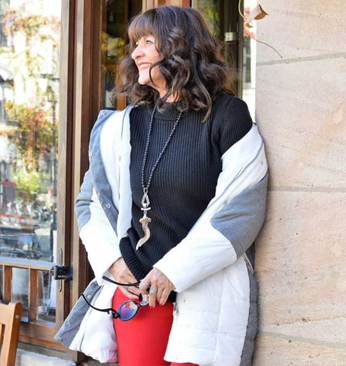 Parka jackets and how to make them more stylish   40plusstyle.com