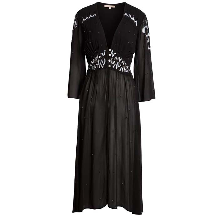 Dark kimono pieces for women over 40 | 40plusstyle.com