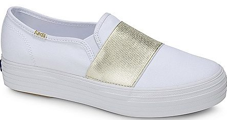 Keds with heels | 40plusstyle.com