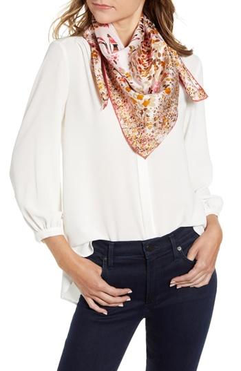 Silk scarf | 40plusstyle.com