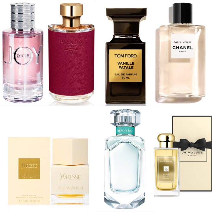 Top perfumes for women this winter: The most glamorous scents for your Christmas parties | 40plusstyle.com