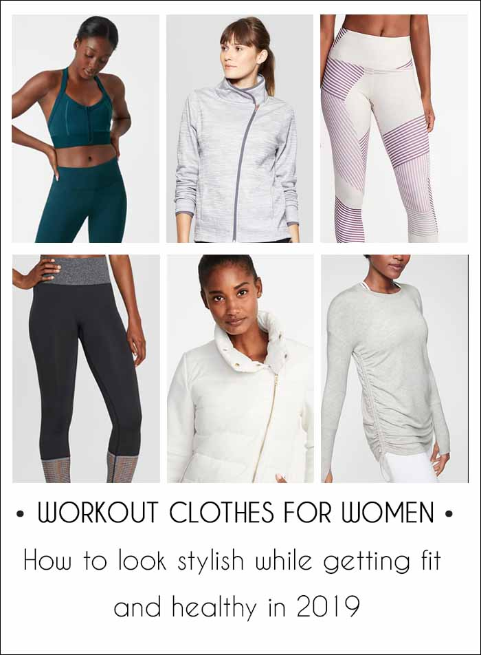 How to look stylish while getting fit and healthy in 2019 | 40plusstyle.com