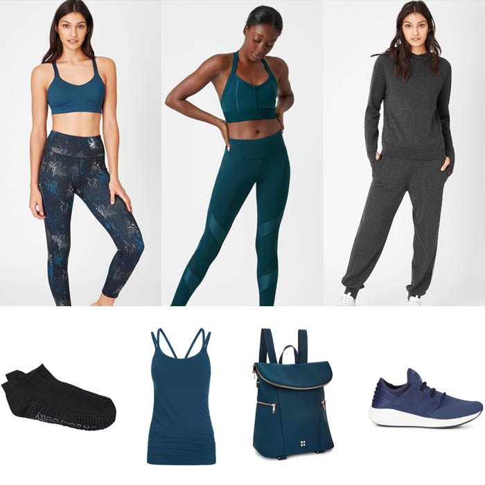 Sweaty Betty | 40plusstyle.com
