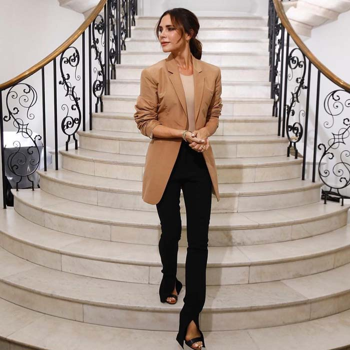 7e410c5133 How to dress like Victoria Beckham