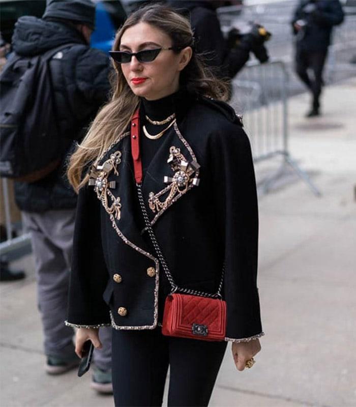 40+ Streetstyle Inspiration: 9 Stylish Black Winter Outfits | 40plusstyle.com
