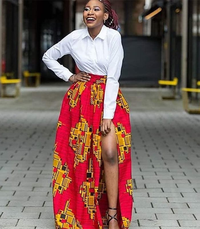 #40plusstyle Inspiration: 14 Ways To Wear Red In Winter | 40plusstyle.com