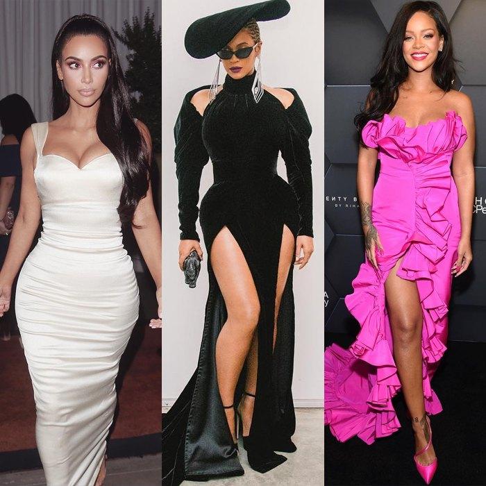 Pear-shaped celebrities | 40plusstyle.com