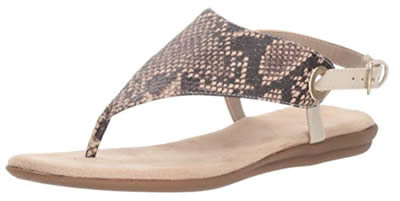 Aerosoles Women's Conchlusion Gladiator Sandal | 40plusstyle.com
