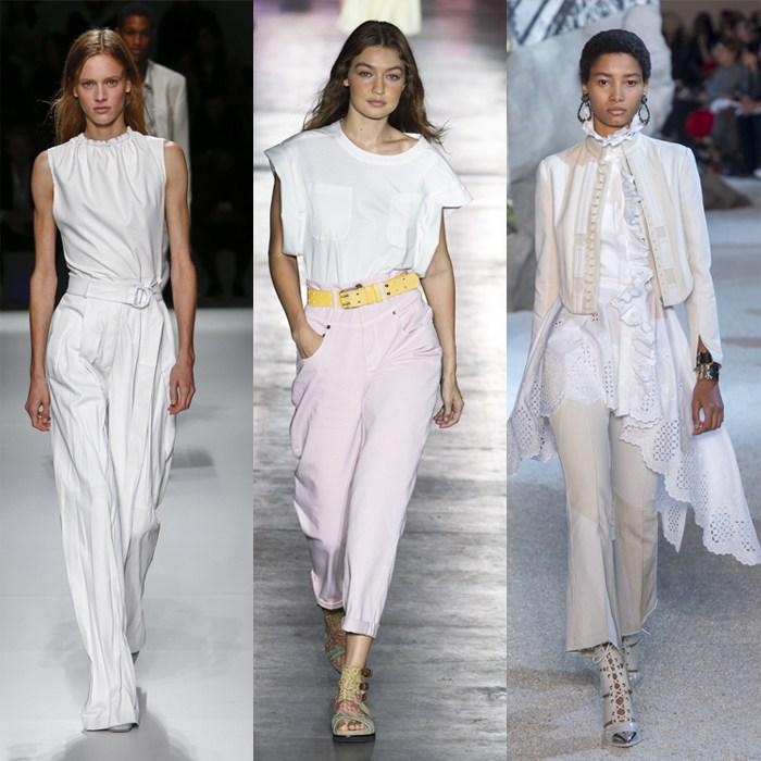 Crisp clean white styles for summer | 40plusstyle