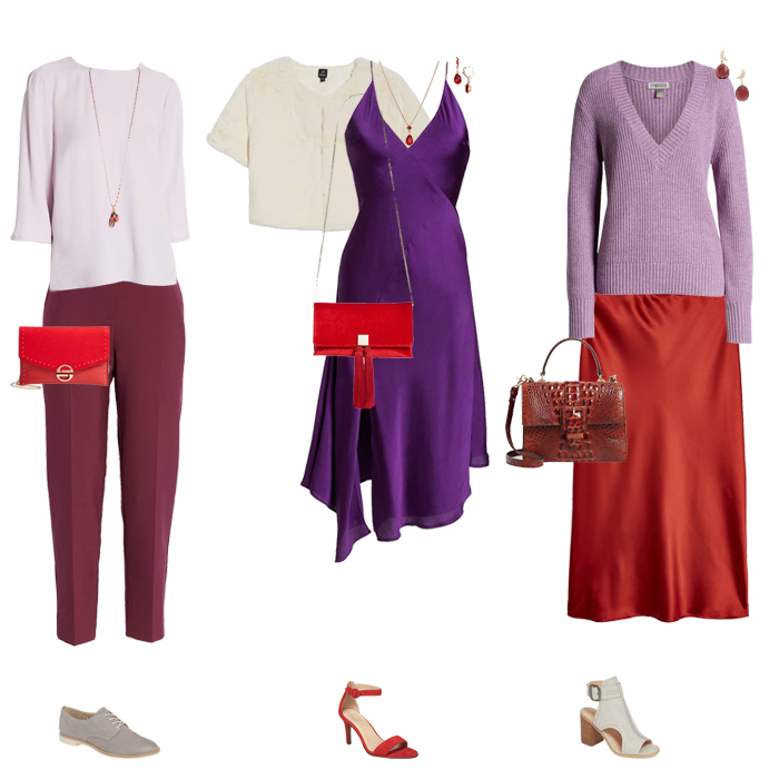 How to wear purple for women over 40 | fashion over 40 | style | fashion | 40plusstyle.com