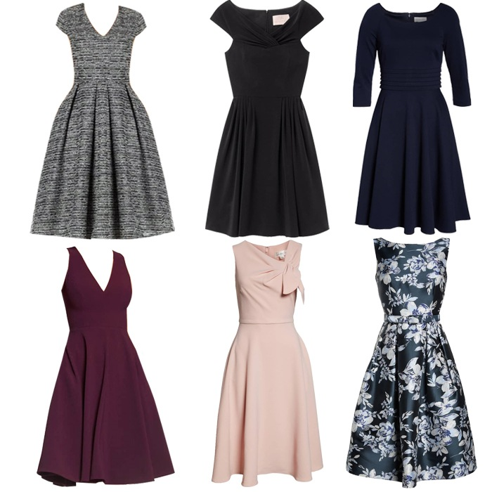 Dresses for pear shaped body | fashion over 40 | style | fashion | 40plusstyle.com