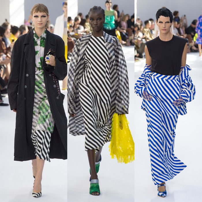 How to wear the spring / summer 2019 trends - Stripe prints for spring | 40plusstyle.com
