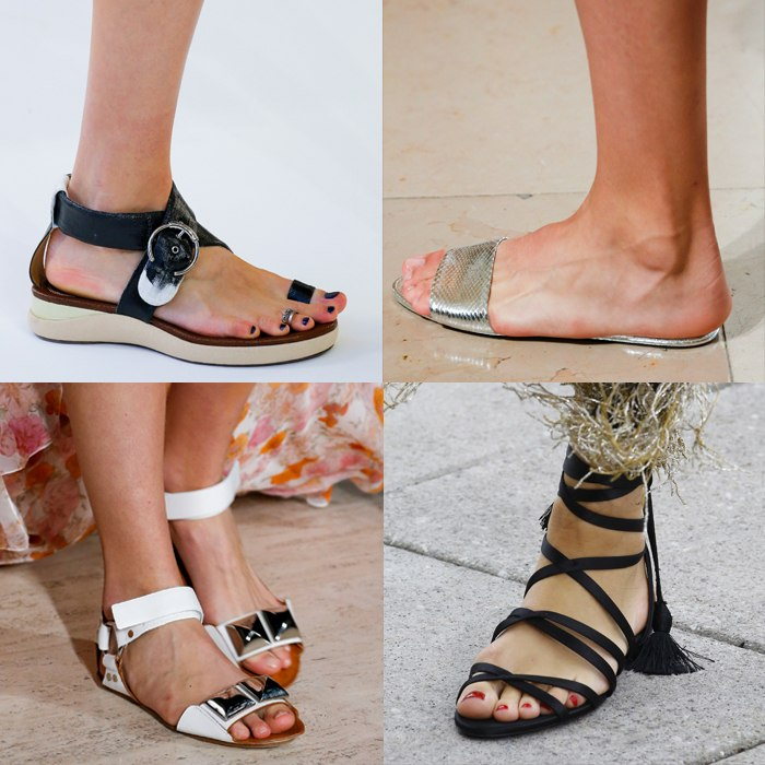 Stylish flat shoes for women over 40 | 40plusstyle.com