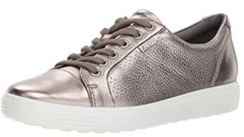 Shoes with arch support from Ecco | 40plusstyle.com