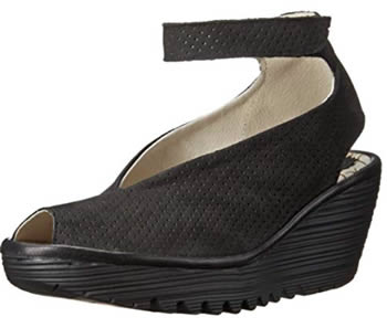 Fly London Arch Support shoes | 40plusstyle.com