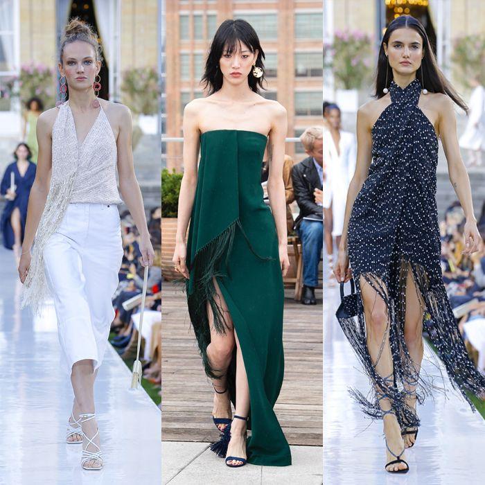 Spring / summer 2019 trends: Fringing for women over 40   40plusstyle