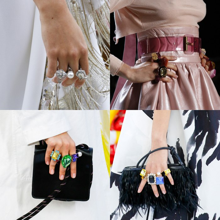 Lots of rings | fashion over 40 | style | fashion | 40plusstyle.com